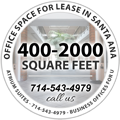Office for Lease Santa Ana